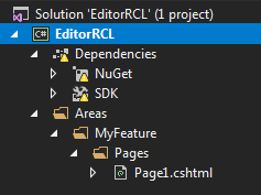 Including Static Resources In Razor Class Libraries In ASP NET Core