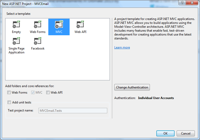 How To Send Email In Aspnet Mvc