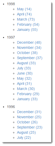 Entity Framework Recipe: Grouping By Year And Month