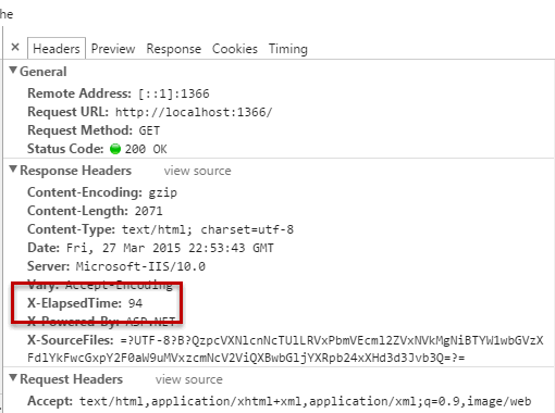 ASP.NET 5 Middleware