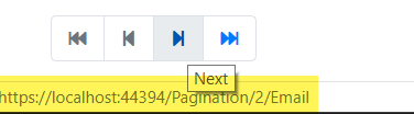 Paging and Sorting in Razor Pages