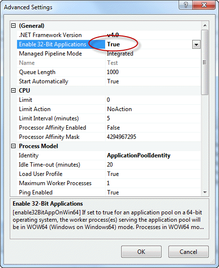 The Microsoft.ACE.OLEDB.12.0 provider is not registered on the local machine