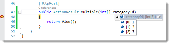 ASP NET MVC DropDownLists - Multiple Selection and Enum Support